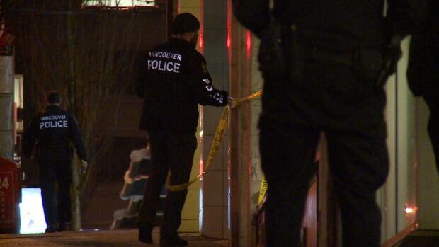 Vancouver death investigation