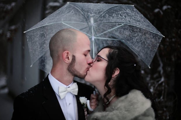 Mitchell and Eden Graham wedding