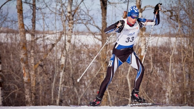 Ben Churchill has been selected as Canada's flag bearer for the Winter Youth Olympic Games in Lillehammer, Norway.