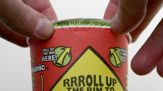 Millions of Canadians play the Roll Up the Rim contest every year.