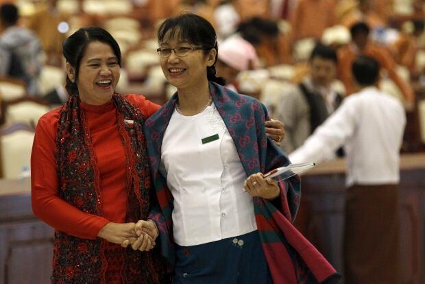 MYANMAR-POLITICS/PARLIAMENT