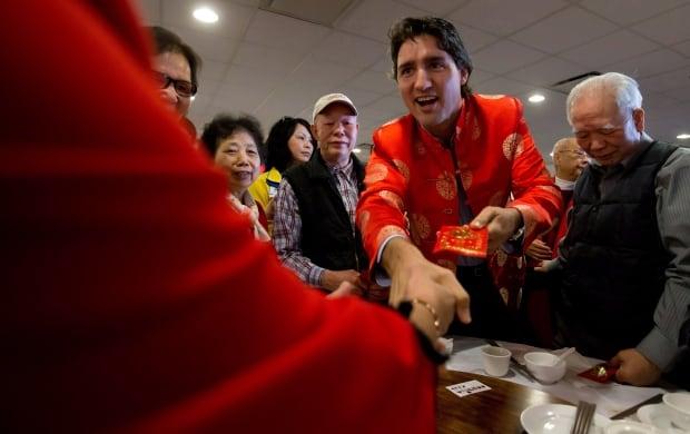 Trudeau BC 20140131