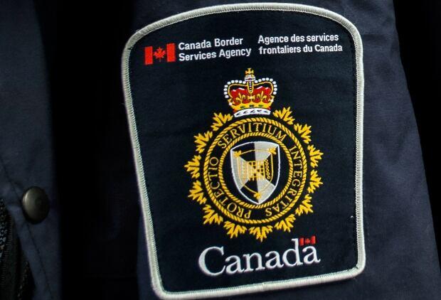 Canada Border Services Agency shoulder patch