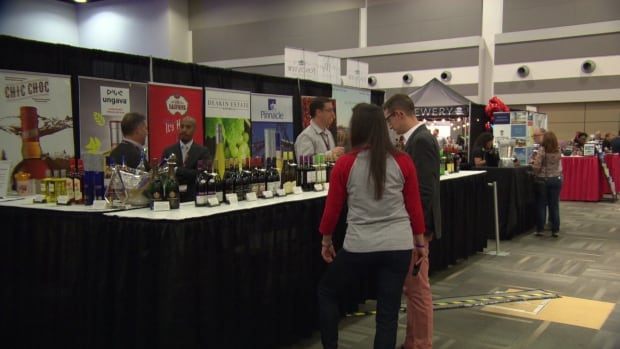 The Ottawa Food and Wine Festival took place at the Shaw Centre last fall.
