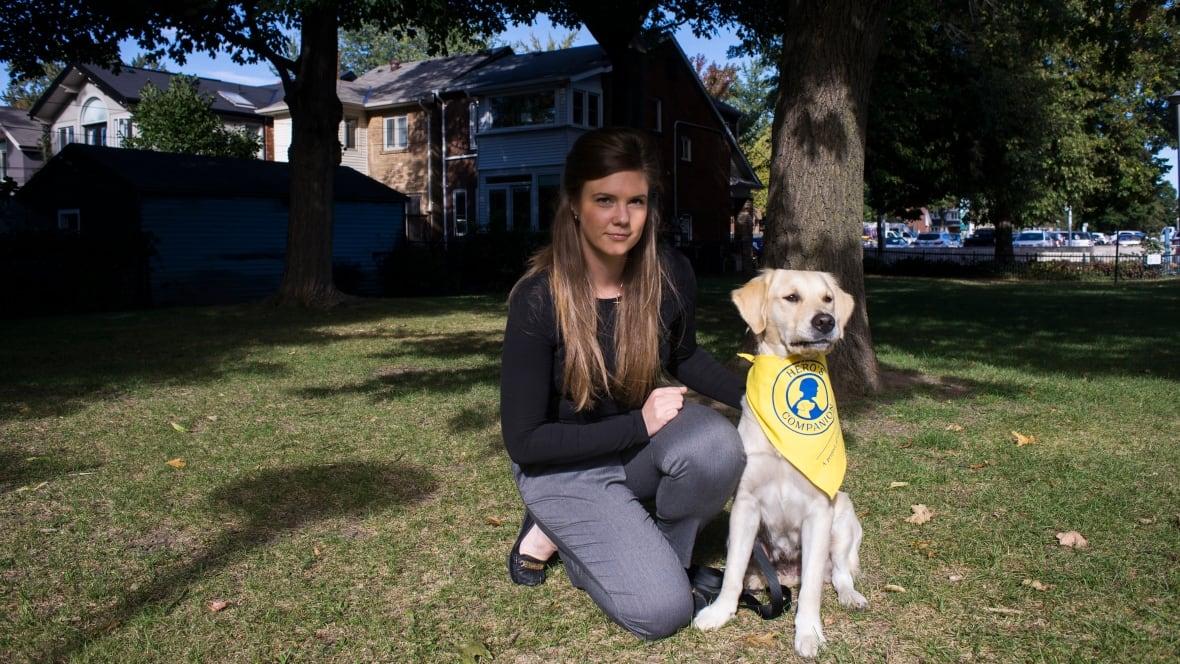 Therapy Companion Dog Canada