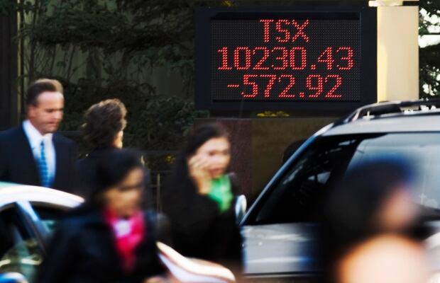 Toronto Stock Exchange markets