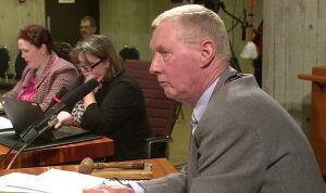 St. John's Mayor Dennis O'Keefe budget