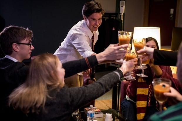 Harry Potter Doc - Toast