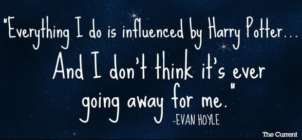 Harry Potter Quoteboard - Evan Hoyle