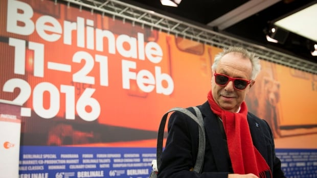 Dieter Kosslick, director of the International Berlin Film Festival poses for media before unveiling the 2016 program in Berlin on Tuesday. The Berlinale runs Feb. 11-21.
