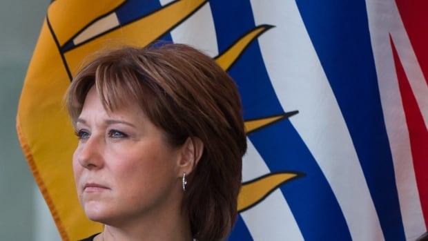 The Fraser Institute gave Christy Clark an A+ in fiscal management for running a budget surplus throughout her tenure as B.C. premier.
