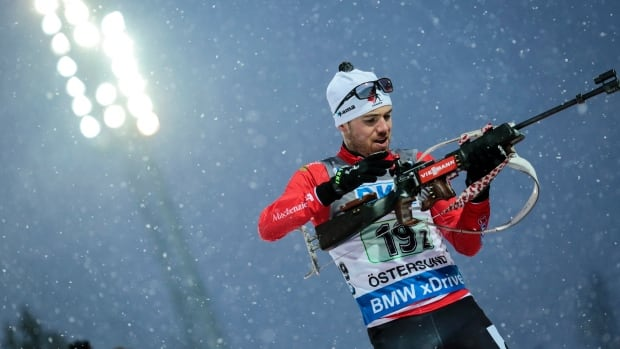 Nathan Smith and Canada's biathlon team will compete in World Cup races at home for the first time in over two decades Thursday to Sunday at Canmore Nordic Centre. All events will be streamed live on CBCSports.ca, beginning with the men's sprint on Thursday at 1 p.m. ET.