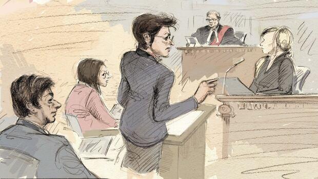 Ghomeshi Trial