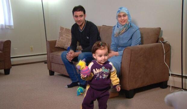 Refugee new home