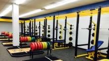 wildcats fitness room