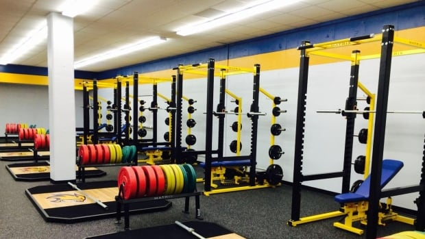 """While the name of the then-nicknamed """"White Pride Fitness Room,"""" ostensibly refered to one of the donors and the name of the committee that funded it, many online picked up on a different meaning."""