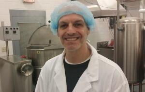 Darren Blanchard, CEO of Black Whale Sea Salt Co