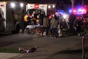 pedestrian accident surrey