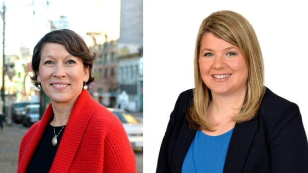 B.C. NDP candidates Melanie Mark, on the left, and Jodie Wickens on the right, won the byelections in Metro Vancouver on Tuesday night. But that doesn't mean they will be in government come 2017.