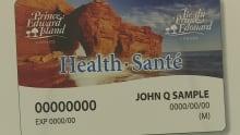 New P.E.I. health card