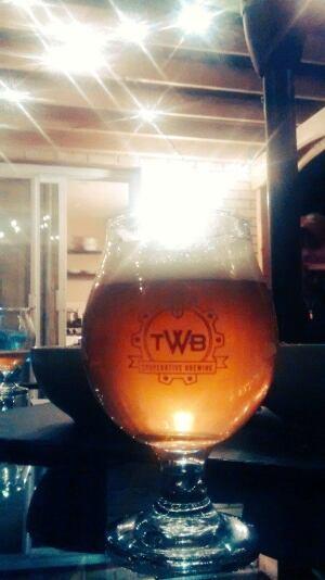 TWB beer