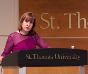 Lyse Doucet - The Dalton Camp Lecture in Journalism 2015