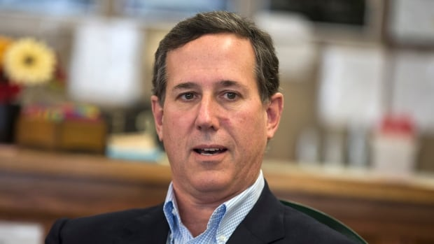 Rick Santorum, a 57-year-old former U.S. senator from Pennsylvania, suspended his bid for president on Wednesday. He won the Iowa caucuses four years ago, but managed only 1 per cent of the vote in the Iowa contest on Monday.