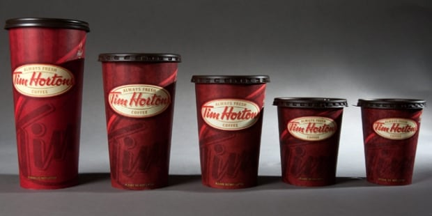 Tims Cups