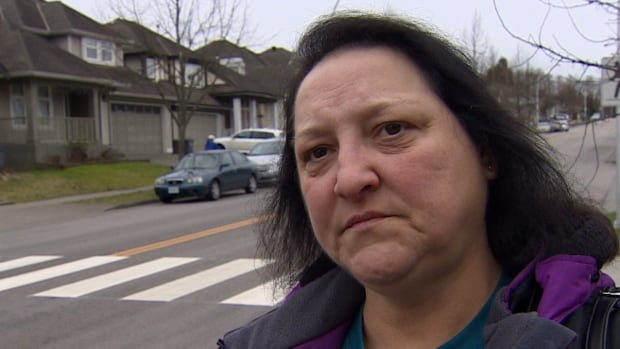 Carmen Lillico, who lives near the intersection where a family was hit by a car, says more needs to be done to keep pedestrians safe.