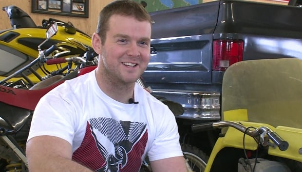 Troy Burt North American's top snowmobiler competition