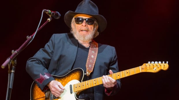 Country legend Merle Haggard, seen performing at the 2015 Stagecoach Festival at in Indio, Calif., has cancelled a host of dates, citing continuing health issues after battling pneumonia in both lungs.