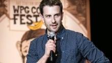 Winnipeg comedian Dan Verville