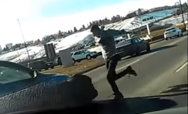 Road Rage kick