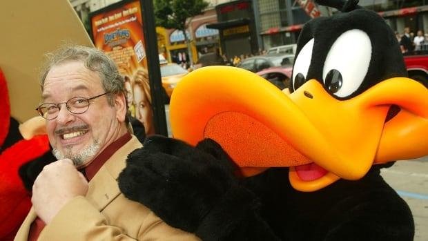 Emmy-winner Joe Alaskey, seen at the 2003 premiere of Looney Tunes: Back in Action in Los Angeles, was one of the actors who succeeded icon Mel Blanc in voicing Bugs Bunny, Daffy Duck, Sylvester the Cat, Tweety Bird and other Looney Tunes favourites. He died Wednesday at the age of 63 after a battle with cancer.