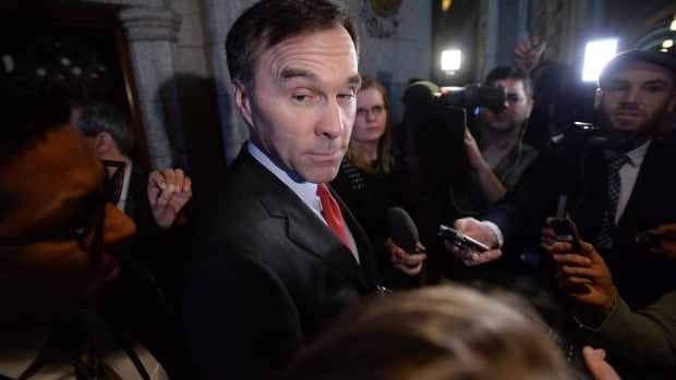 Anticipation of federal Finance Minister Bill Morneau's first budget is high compared to previous federal budgets.