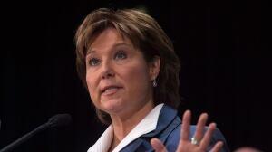 Christy Clark calls Alberta a friend but not a good example