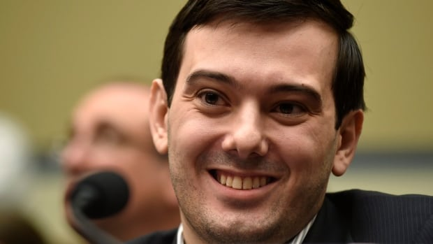 Martin Shkreli raised the price of Daraprim by 5,000 per cent while he was CEO of Turing.