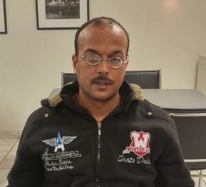 Syrian refugee Mohamed AlChebli