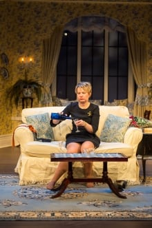 Sarah Constible in RMTC's Things We Do for Love