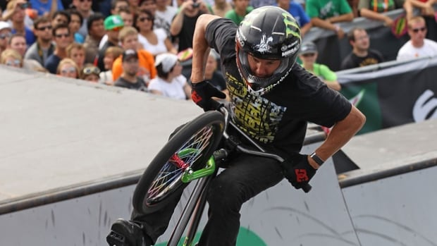 BMX legend Dave Mirra was found dead in February of a self-inflicted gunshot wound. He was 41.