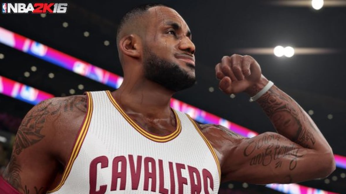 Nba video game makers sued for showing 39 copyrighted for Lebron james tattoos