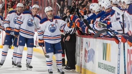 Jordan Eberle's 2 Goals Lead Oilers Rout Of Senators