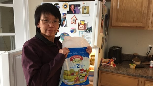 Iqaluit's Leesee Papatsie, founder of the group Feeding My Family, said the price of food in the North has always been high, but with the California drought and the sinking loonie, groceries bills are getting out of hand.