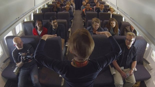 Marketplace looks at how airlines prepare passengers if something goes wrong
