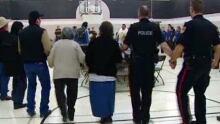 Regina Police Service round dance