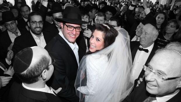 Avital's wedding headline image