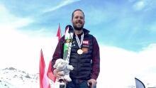 Kurt Oatway - sit skiing - gold medal