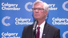 Jim Carr at Calgary Chamber of Commerce