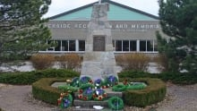 Riverside Arena Cenotaph