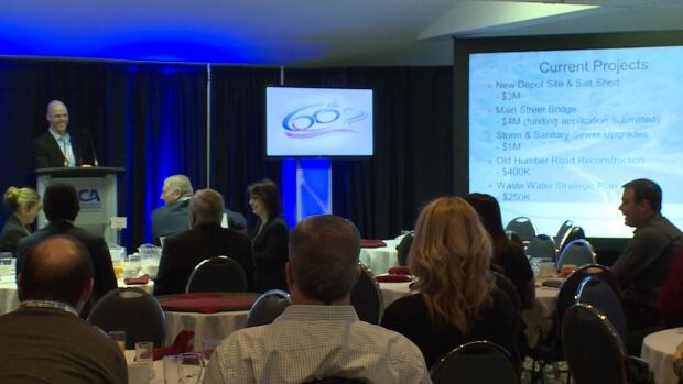 The NLCA annual conference for 2016 was a sold out event in Corner Brook.